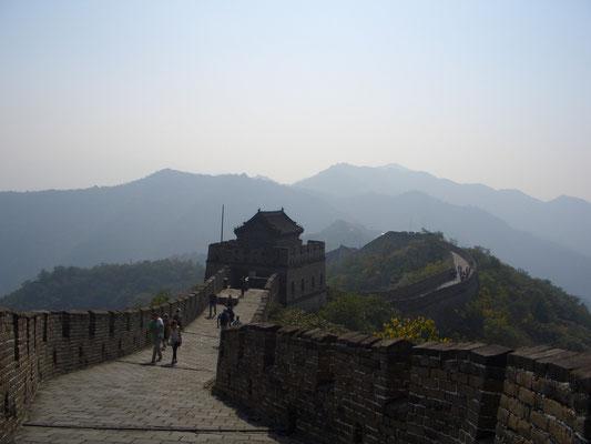 Die Große Mauer Von China
