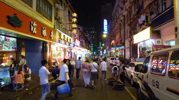 Shanghai Food Street