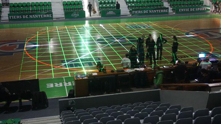 Inauguration palais des sports nanterre d view - Piscine palais des sports nanterre ...