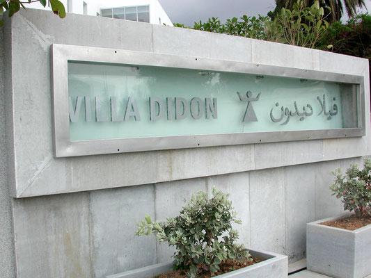Villa Didon Carthage