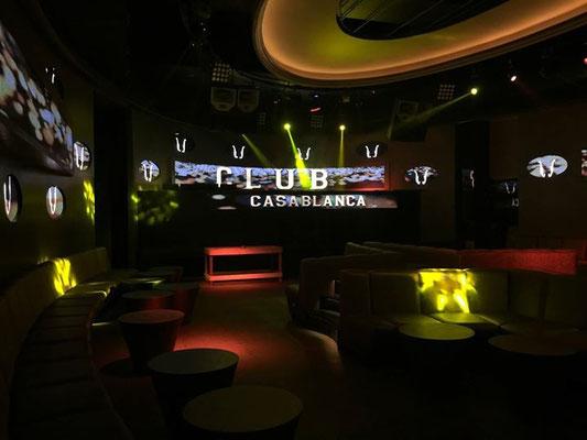 V Club, Casablanca (Maroc)