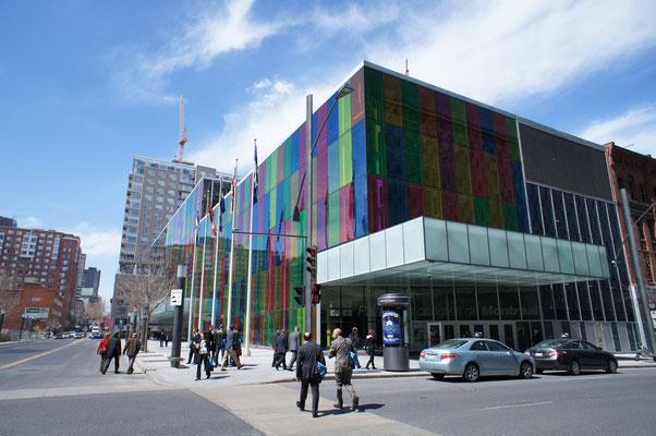 Palais des Congrés de Montréal...