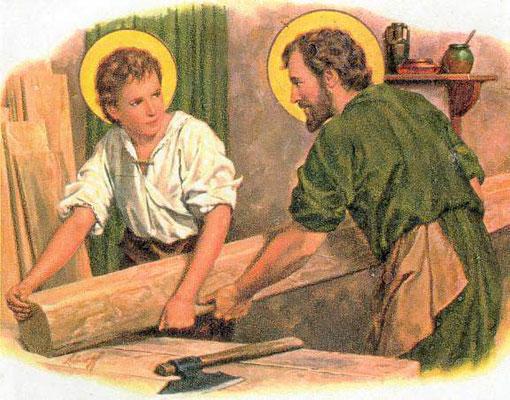 Connaître Saint-Joseph sur le Web Image