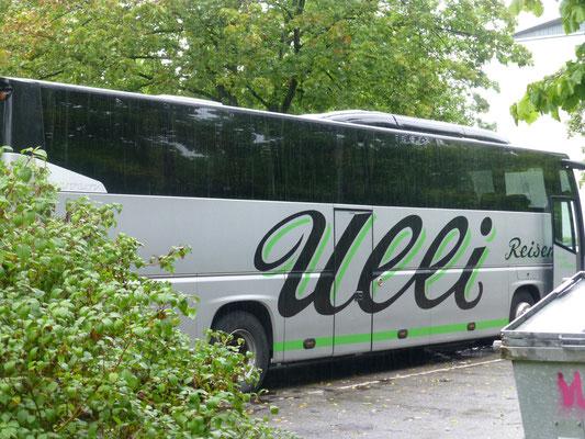 Ulli-Reisen im September 2015 in Trier