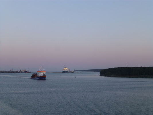 Good Bye Baltikum - wir hatten eine tolle Zeit