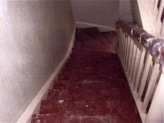 Treppen schleifen Mainz