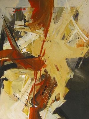"""""""Leidenschaft""""  80 x 60 cm, 2007"""