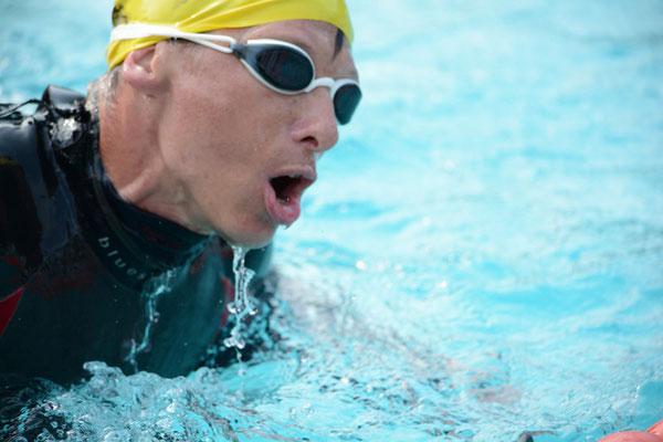 Impressionen vom Schwimmen