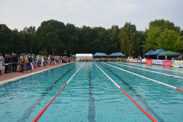 Schwimmstart
