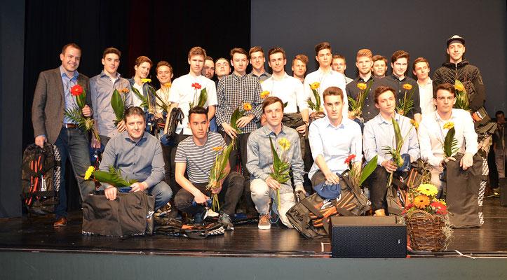 A-Junioren (Foto Simon Gisler / UW)