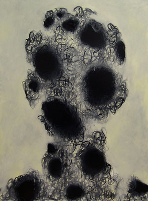 Seen by others (160 x 120 cm, oil on canvas, 2008)