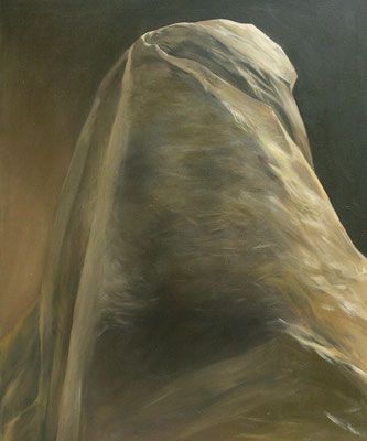 Without title (90 x 110 cm, oil on canvas, 2005) – sold