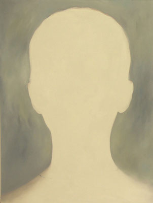 Coming or leaving? (160 x 120 cm, oil on canvas, 2007) – sold