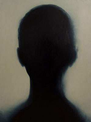 Seen by others (160 x 120 cm, oil on canvas, 2008) – sold