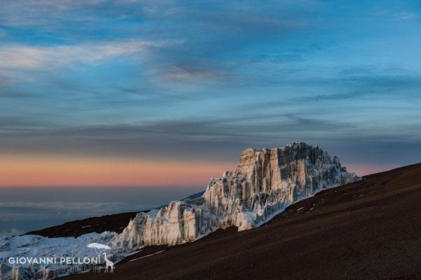 Glacier - near Uhuru Peak (5'895 m)
