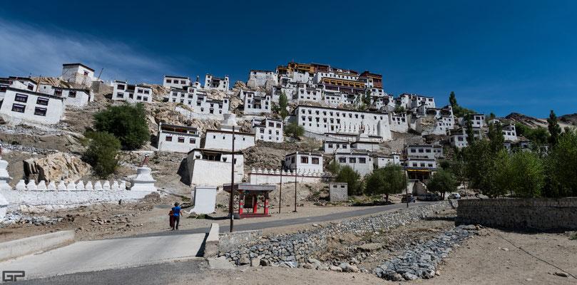 Ladakh - Thikse monastery