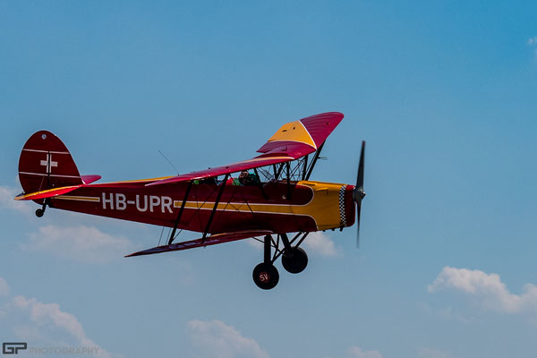 Stampe SV4C - FR 145 PF HB-UPR from 1948