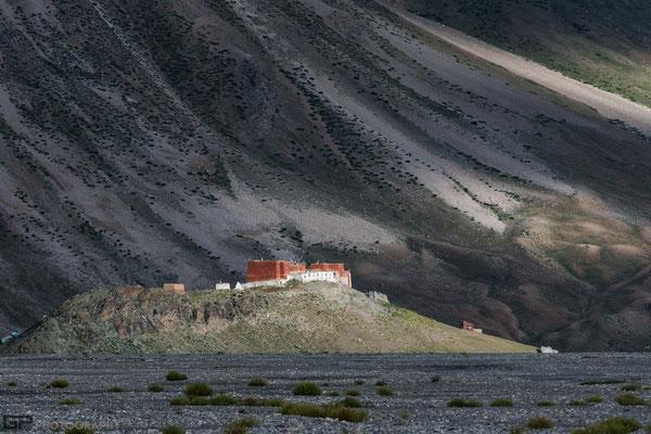 Zanskar - Monastery in Rangdum