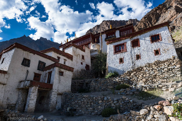 Zanskar - Lingshed monastery