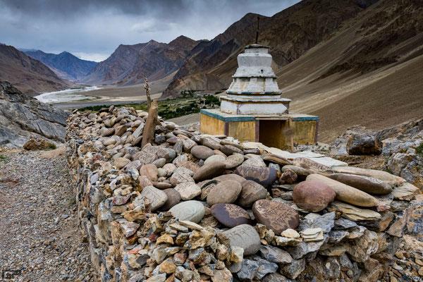 Zanskar - Gompa in Zangla