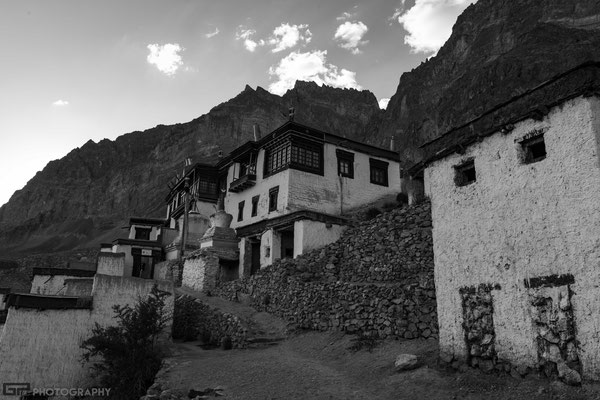 Zanskar - Monastery of Lingshed
