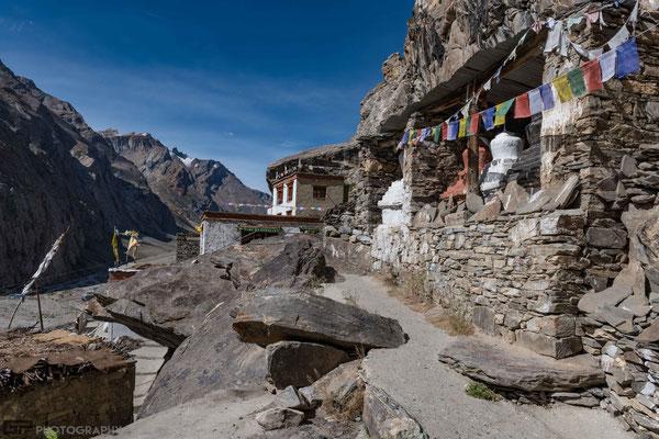 Zanskar - Dzongkhul monastery