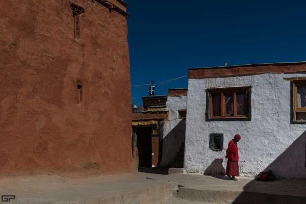 Zanskar - Rangdum monastery