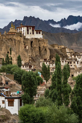 Ladakh - Lamayuru monastery