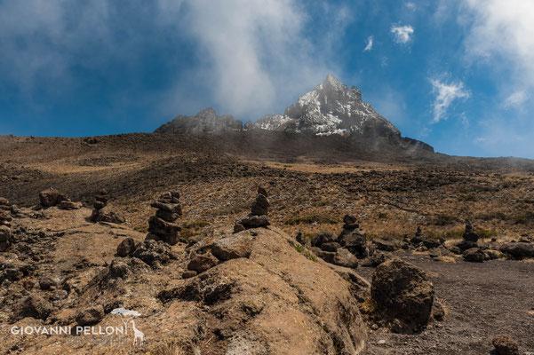 Mawenzi, near Mawenzi Tarn Hut (4'330 m)