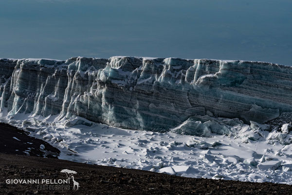 Glacier - Uhuru Peak (5'895 m)