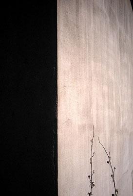コントラストの壁