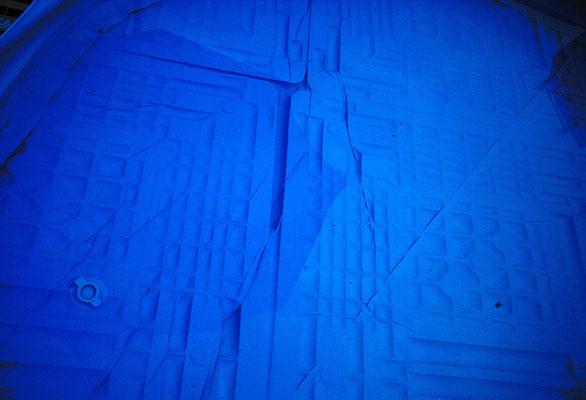 青いもの全部青
