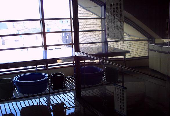 nostalgia16/準備室にて
