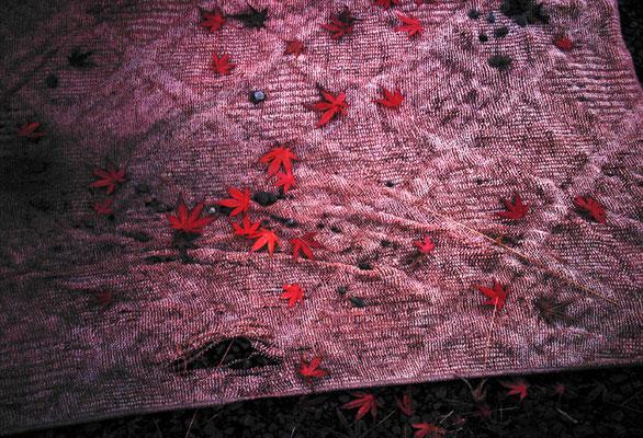 ピンクカーペット