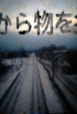 駅窓の向こう側II