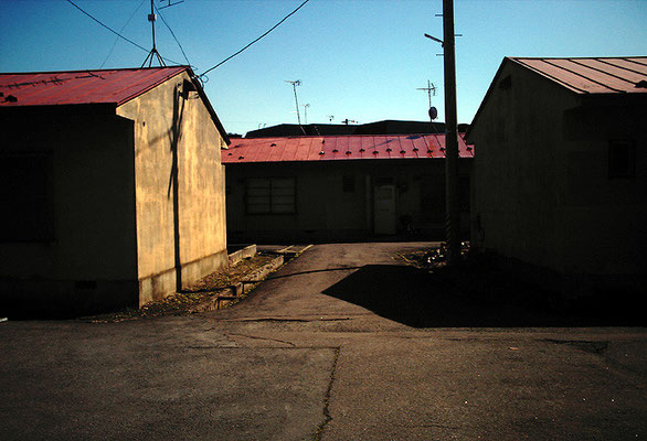 迷宮の町にて2/アオモリ、テキサス
