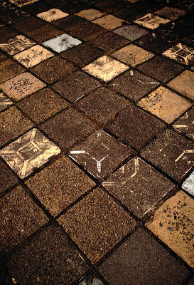 ブロック舗装パズル