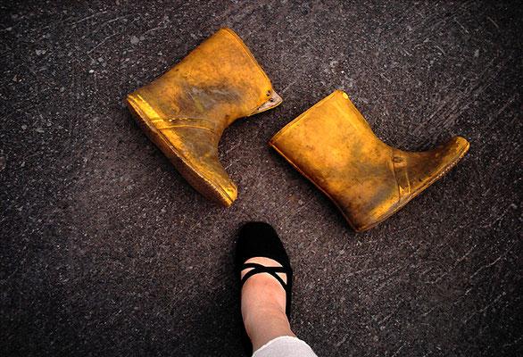 Still Life13/あんよと黄色い長靴