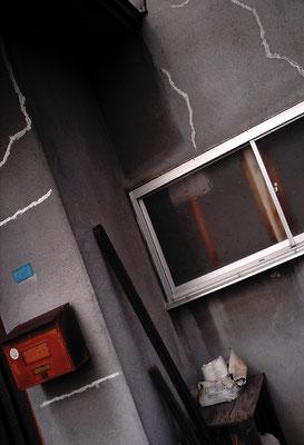 ポスト/窓/外壁のヒビ