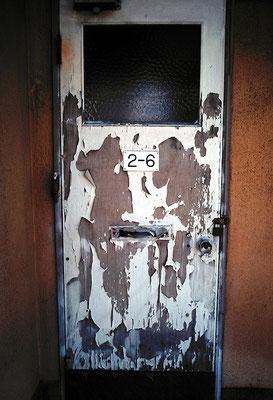 迷宮の町にて19/白かった扉