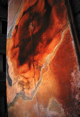 身近にある火星模様
