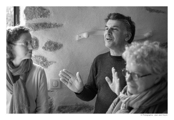 ©JJM-DSCF2900R-Laurence Poitou, Jean-Pierre Ménard et Michèle Riesenmey.