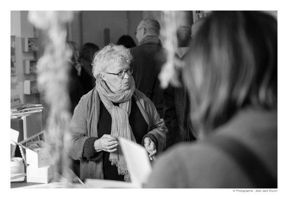 ©JJM-DSCF2857R-Michèle Riesenmey, dans son atelier.
