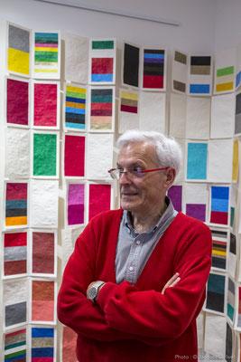 A la Galerie Hasy : Jacques HAYOTTE.
