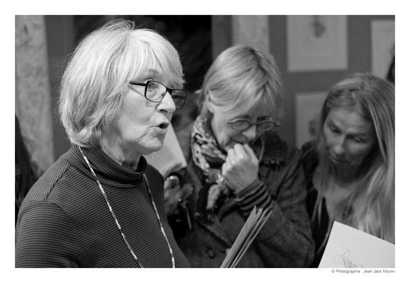 ©JJM-DSCF2963R-Françoise Lehay Brangoleau, avec Veronïk Beaucé et Carole Bécam.
