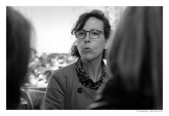 ©JJM-DSCF2880R-Marie-Hélène Launay, l'invitée de Florence Dubouloz.