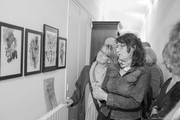 ©JPM-DSCF2006-Viviane Brénot présente son travail.