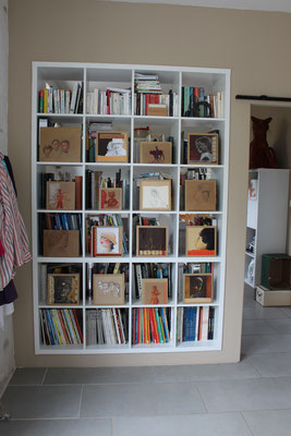 L'atelier de Marie Fardet, invitée de Nathalie Koechlin.