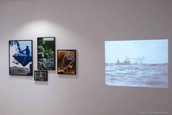 A la Galerie Hasy : le travail de Thierry MERRÉ.