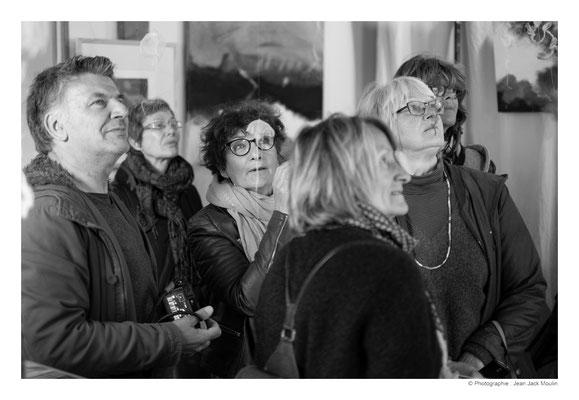 ©JJM-DSCF2866R-Jean-Pierre Ménard, Marthe Souris, Danielle Péan Le Roux et Françoise Lehay Brangoleau.